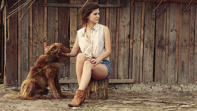 Cute Dresses to Wear with Cowboy Boots