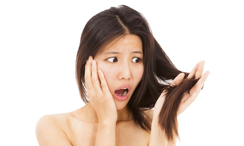 How To Fix Hair Loss Thinning Damaged Hair